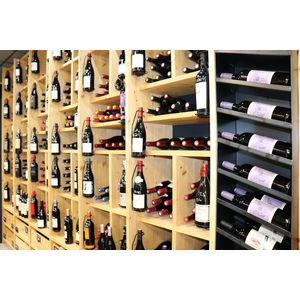 Le Présentoir des Vins Rouges