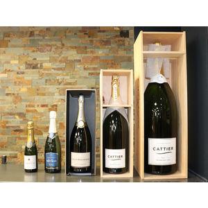 Les Bouteilles de Champagne
