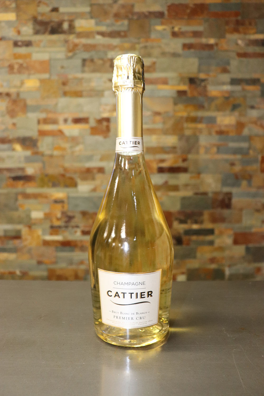 Champagne - Blanc De Blanc Premier Cru - Cattier