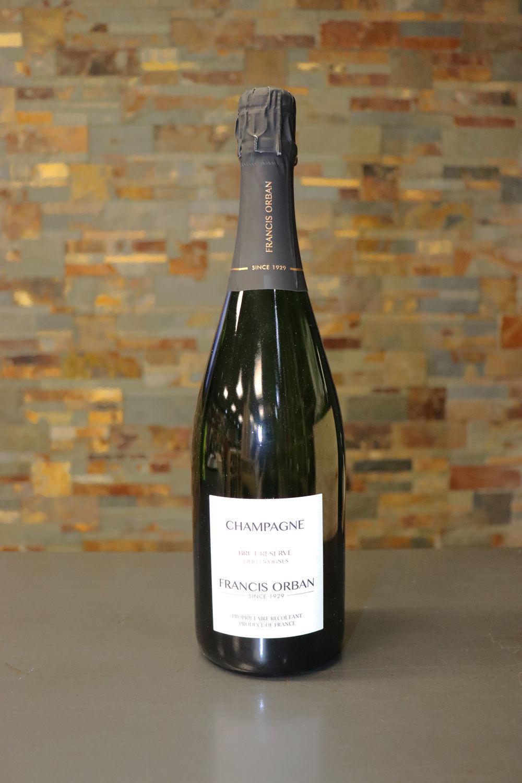 Champagne - Brut Reserve, Vieilles Vignes - Francis Orban