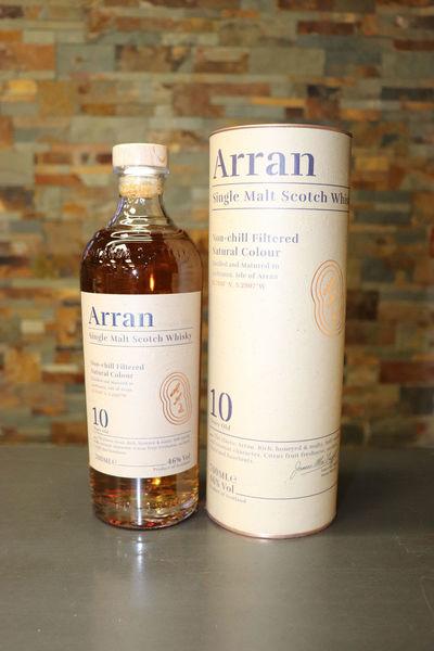 Whisky - Arran Single Malt - Arran Scotland