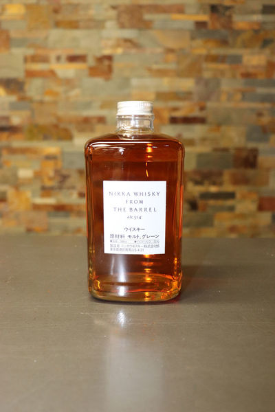 Whisky - Nikka Single Barrel - La Maison Du Whisky