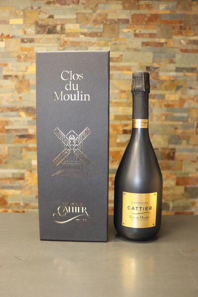 Champagne - Brut Premier Cru Clos Du Moulin - Cattier